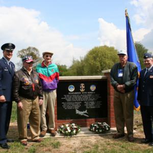 Veterans and serving USAF personel